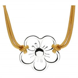 Necklace Pop flower