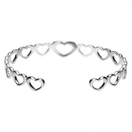 Bracelet Tiara hearts