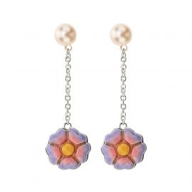 Earrings Current Flower Power