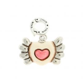 "Charm Special Icon ""Heart with wings"" (You are my strength)"