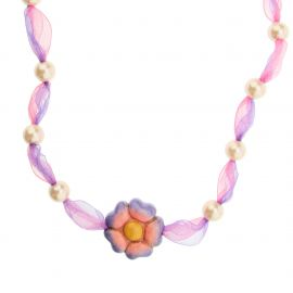 Necklace New Classic Flor De La Felicidad