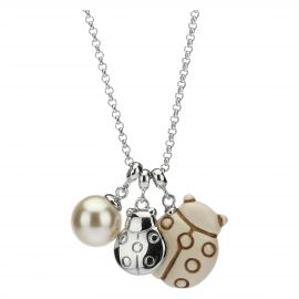 Necklace Current Ladybird