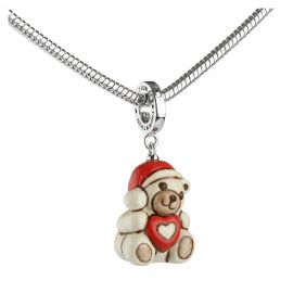 """Charm """"Special icon"""" Merry Teddy"""