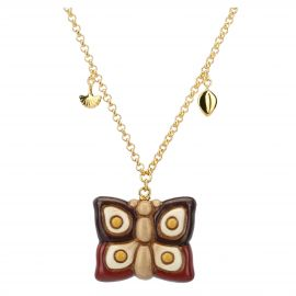 Necklace Butterfly Autumn
