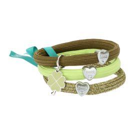 Bracelet Impulse Four-Leaf Clover