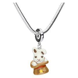 "Charm ""Special icon"" rabbit"