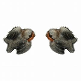 Earrings Current swallow Gaia