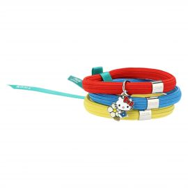 Bracelet Impulse Hello Kitty® THUN flower