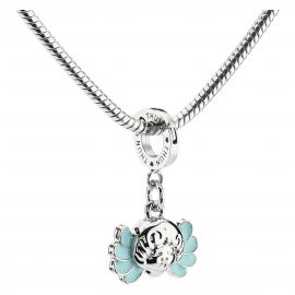 Baby boy angel Mom charm