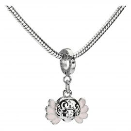 Baby girl angel Mom charm
