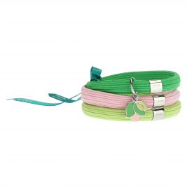 Mamma Simply You coloured elastic bracelet with daisy bud