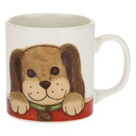 Mug with dog