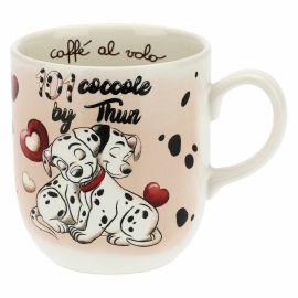Pink mug Dalmatian THUN Disney® Carica 101