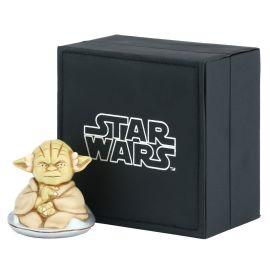 Sitting Yoda
