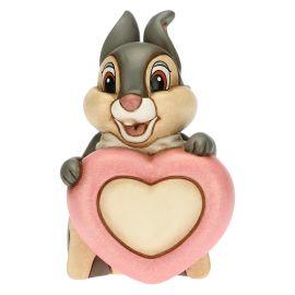 THUN Disney® happy Thumper with heart