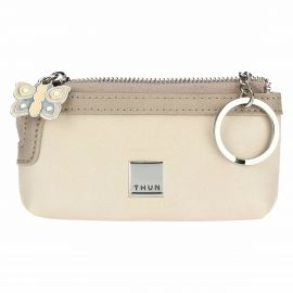 Elegance key holder with zip