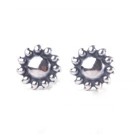 THUN by TROLLBEADS® Sun Earrings - Light up with happiness