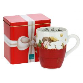 Dolce Natale mug with tin box