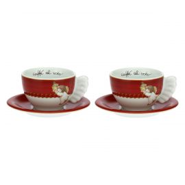 Set of 2 Dolce Natale cups