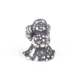 THUN by TROLLBEADS® Angel with Flower bead - I will always stand by you