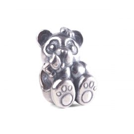 THUN by TROLLBEADS® Panda with Butterfly Bead - Pursue Happiness