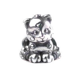THUN by TROLLBEADS® Leopard in Love Bead - A special hug