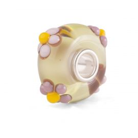 THUN by TROLLBEADS® Tropical Bouquet bead - Surround yourself with happiness