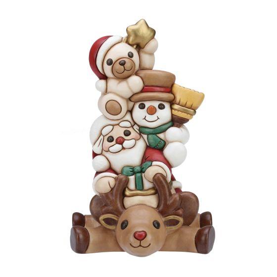 Natale Thun.Totem 4 Christmas Heroes Thun