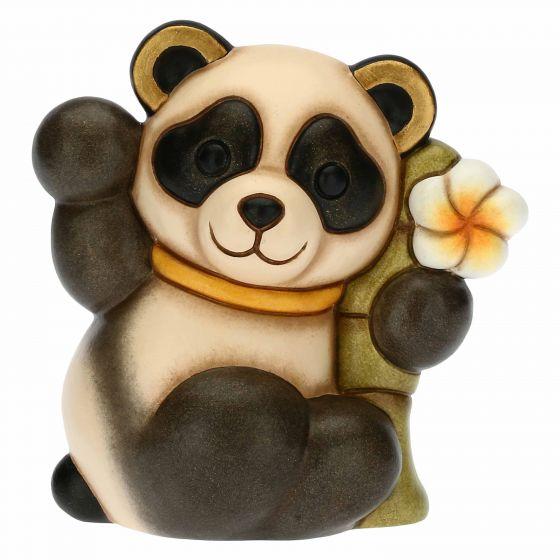 THUN Sammlerfiguren 'Panda mit Bambus' 2021