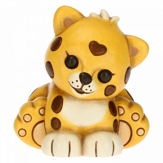 THUN Sammlerfiguren 'Leopard Dalì midi' 2021