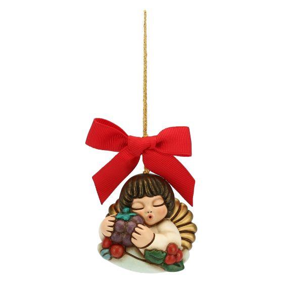 Addobbi Natalizi Thun.Addobbo Per Albero Di Natale Angelo Piccolo Thun