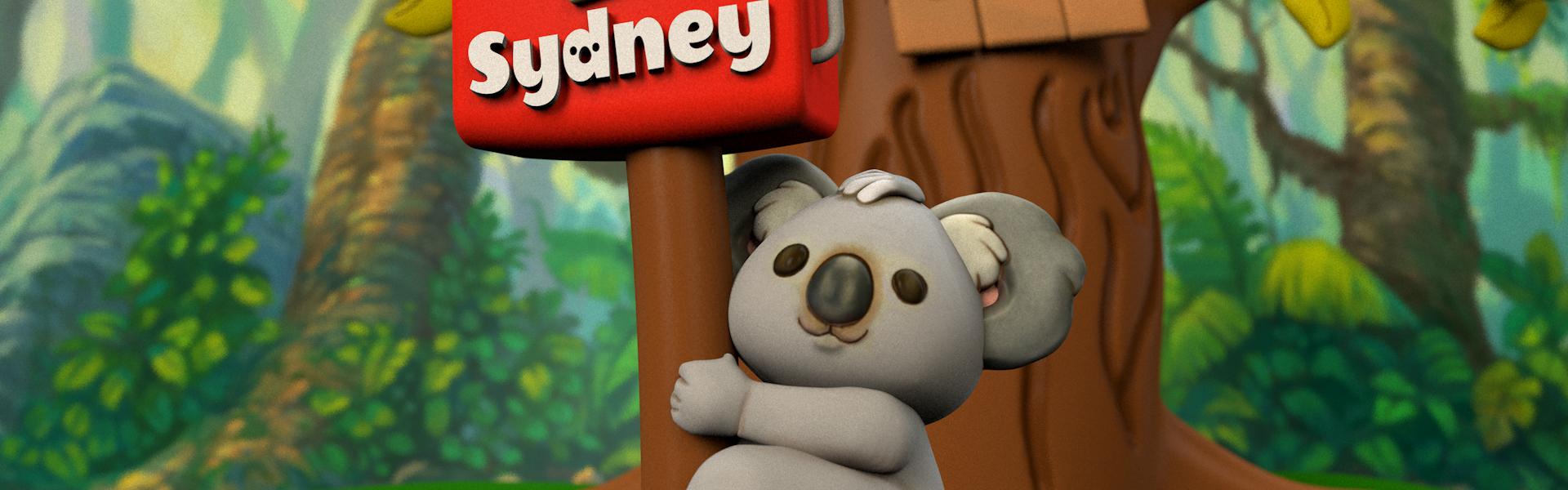 Video Koala Sydney in Love