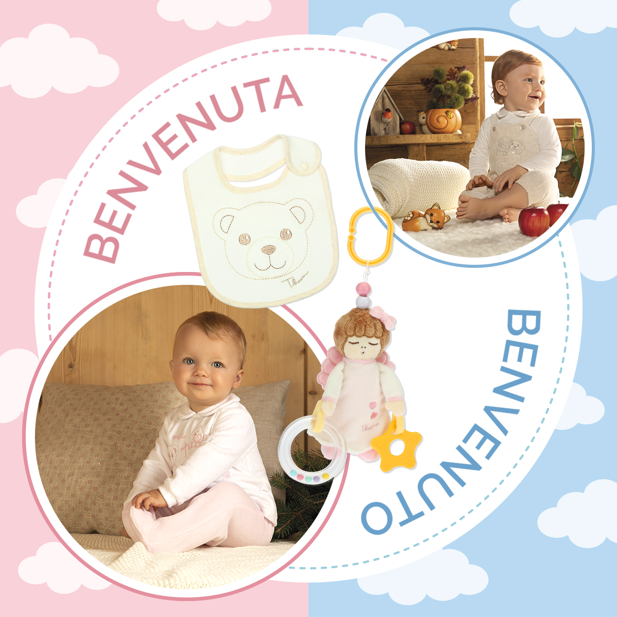 Idee top per il baby shower di settembre