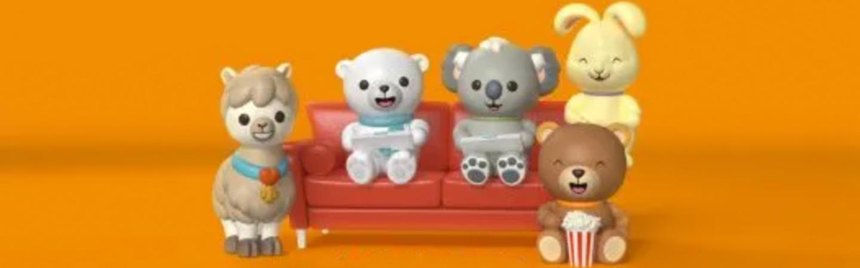 TeddyFriends
