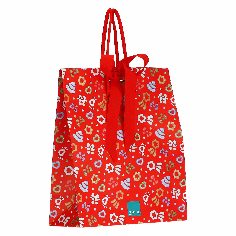 Confezionamento Shopper Natale
